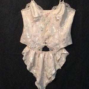 Victoria's Secret Cami & Matching Shorts